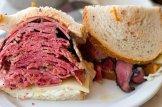 Pastrami sandwih
