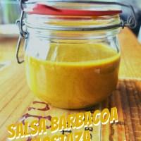 Salsa barbacoa de mostaza