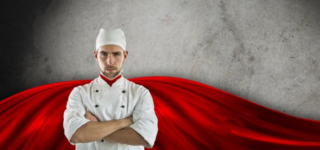 Kochausbildung ohne Fisch und Fleisch