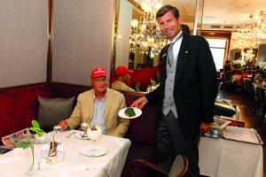 Niki Lauda_Harald Hitner_Cafe Imperial