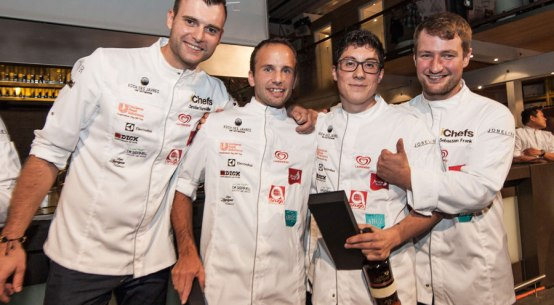 Gewinner Koch des Jahres