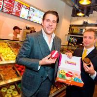 Dunkin' Donuts eröffnet erste Filiale in Österreich