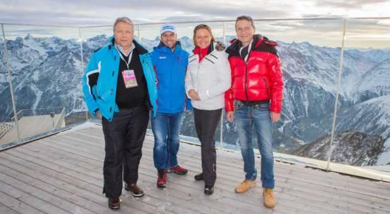 Österreich Wintertourismus