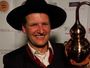 Georg Hiebl wurde zum Weltmeister der Edelbrenner gekrönt.