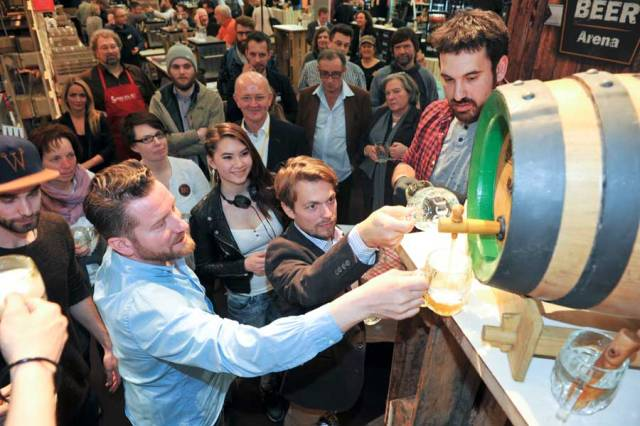 INTERNORGA Hamburg Nachbericht Craft Beer