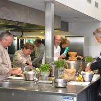 Neue Ausbildung zum vegetarisch/vegan geschulten Koch