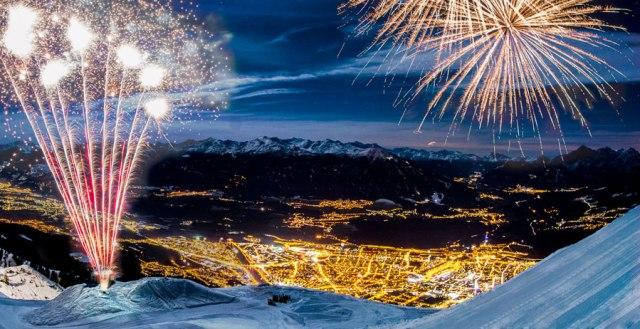 Silvester vor grandioser Kulisse Innsbruck