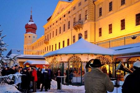 Weihnachten und Silvester im Kloster Stift Göttweig