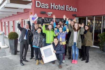 Hotel Seefeld familienfreundlicher Betrieb