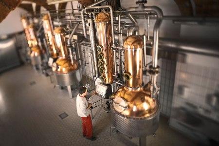 Zertifikat für Destillerie Franz Bauer