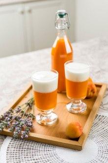 Rezepte für Marillengerichte Marillensüppchen
