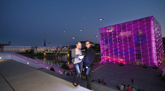 Kunststadt Linz real und virtuell entdecken
