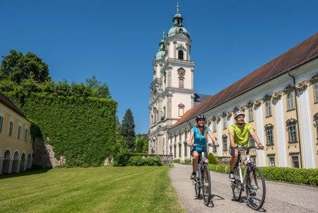 Donauradtour auf Spuren der Habsburger