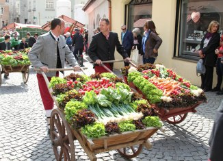 Saisonauftakt in Hall in Tirol