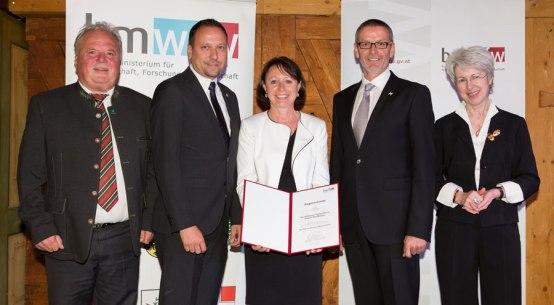 Auszeichnung für Rogner Bad Blumau