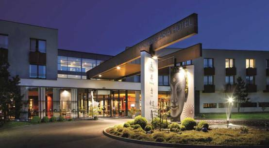Fusion Night im Hotel Linsberg Asia