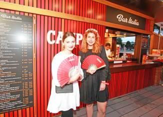Bar Italia Wiener Rathausplatz eröffnet