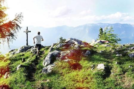 Wandern mit App in Oberösterreich Wildererweg Pyhrn-Priel