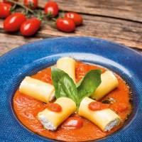 Mediterrane Gaumenfreuden: Rezept für Paccheri mit Ricotta-Fülle