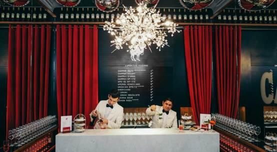 Bar Campari im Schwarzen Kameel schließt
