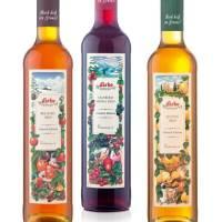Süß, herb oder fruchtig: Darbo Wintersirupe in den Sorten Bratapfel, Cranberry-Aronia und Quitte