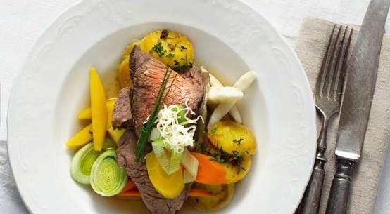 Facettenreiche Wiener Rindfleischküche