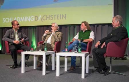 Tourismusdialog Schladming neue Herausforderungen Schladming Dachstein Symposium