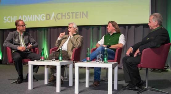 Tourismusdialog Schladming neue Herausforderungen