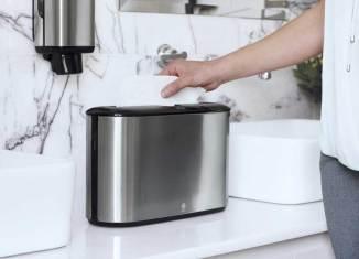 Edles Design für jeden Waschraum Tork Gast Messe
