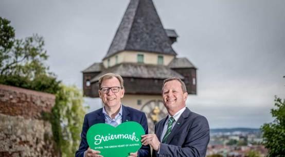 Neue Rekorde für Steiermark Tourismus