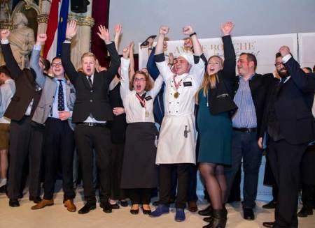 Auszeichnungen für Top-Lehrlinge Amuse Bouche