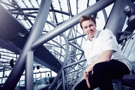 New Nordic Cuisine aus Dänemark in Salzburg Søren Selin