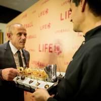"""""""Cateringkultur"""" serviert neues kulinarisches Konzept für den Life Ball"""