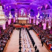 Hofburg Wien: Kaffeesiederball feiert 60-jähriges Jubiläum