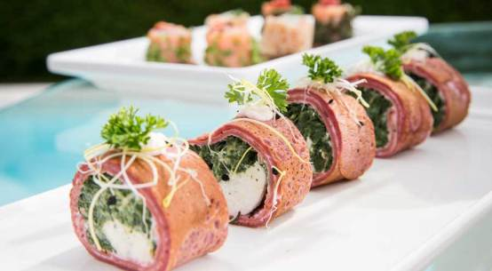 Neuer Fingerfood Trend im Event Catering