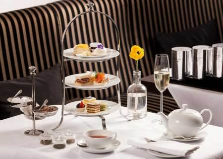 Tea Time Wien Steigenberger Hotel Herrenhof