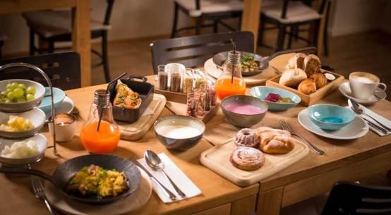 Neues Frühstückskonzept Tian Bistro Spittelberg