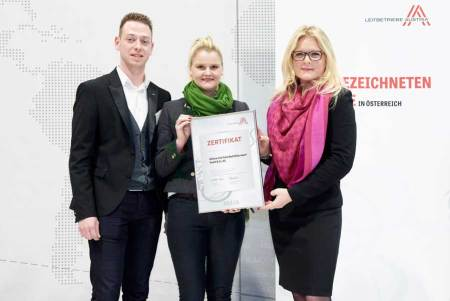 Auszeichnung für Aldiana Clubhotel Bad Mitterndorf