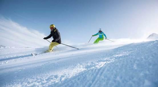 Wettkampf für Hobbysportler Master of Snow
