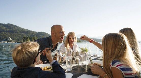 Kärntens Kulinarik am Wörthersee genießen
