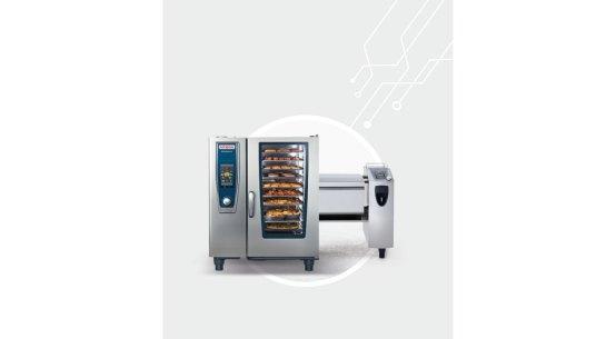 Digitale Vernetzung für Küchengeräte Gastronomie