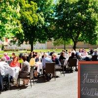 """""""Café im Stift"""" Vorau: Neueröffnung in edlem Ambiente"""