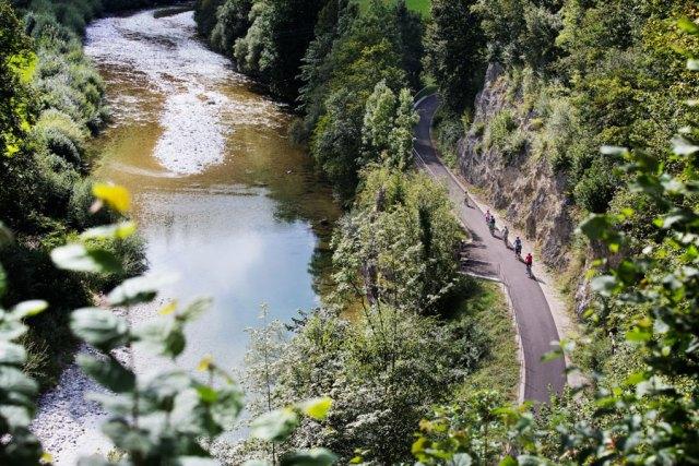 Familienfreundlicher Radweg Niederösterreich eröffnet