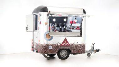 Mobiler Kaffeegenuss für Veranstaltungen coffee to go