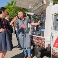 """JAVA Mobile: Exklusiver Kaffeegenuss """"on the road"""""""