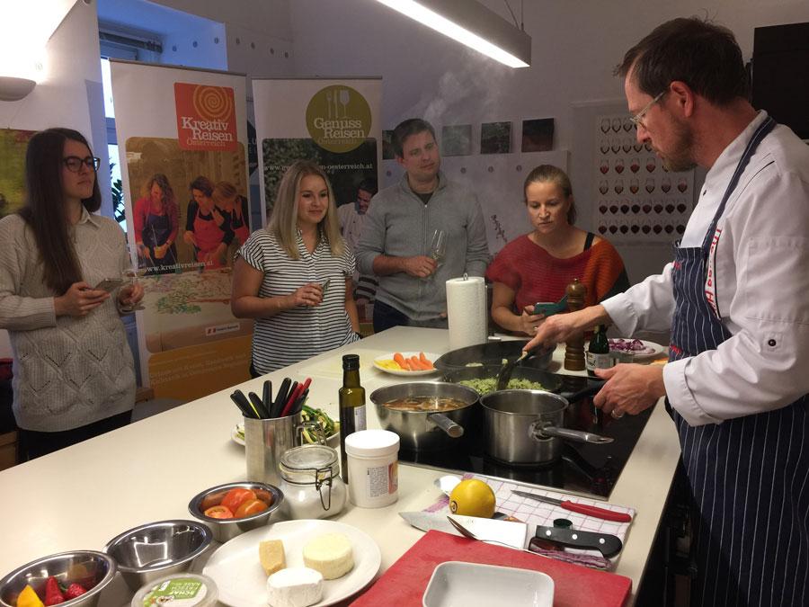Kulinarische Entdeckungsreisen durch Österreichs Genuss-Regionen