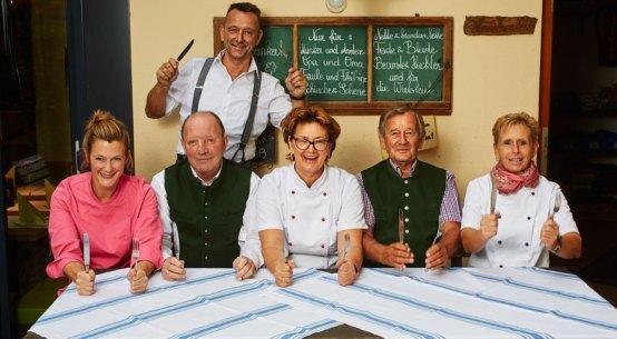 20 Jahre Top-Wirte-Auszeichnung Niederösterreich