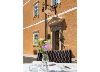 Frühlings-Brunch in edlem Ambiente Café Stift Vorau