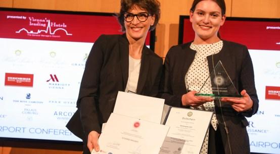 Auszeichnungen Tourismus-Profis Young Hotelier Award