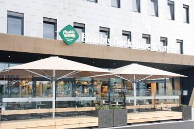 Backstube Café Traun Treffpunkt Haubis